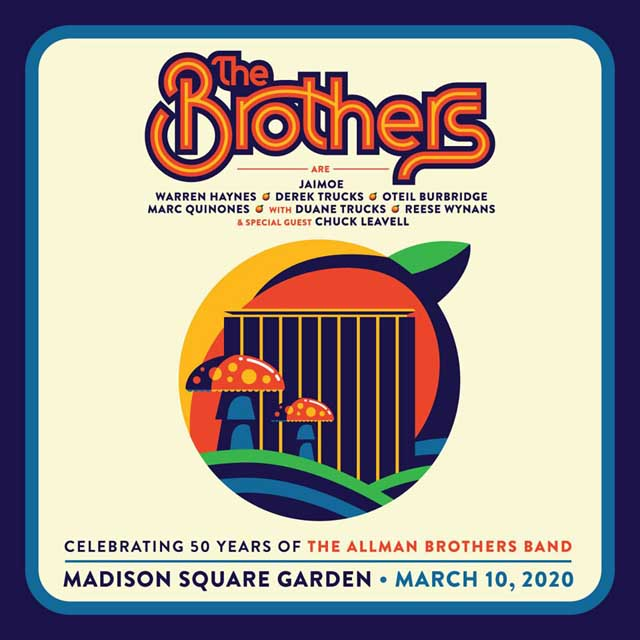 The Brothers - celebrating 50 Years of the Allman Brothers Band