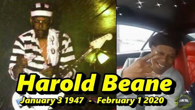 Harold Beane