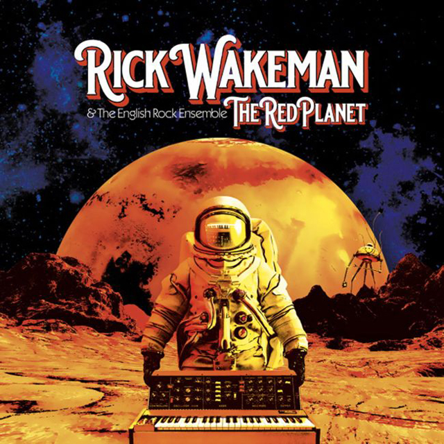 Rick Wakeman / The Red Planet