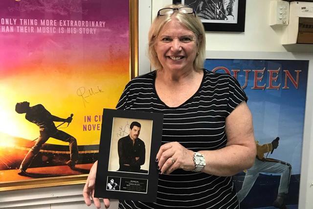 Bohemian Rhapsody fan - Joanne Connor