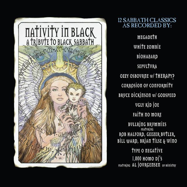 VA / Nativity in Black