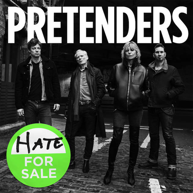 The Pretenders / Hate for Sale