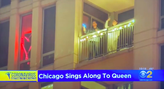 Chicago's Queen Singalong