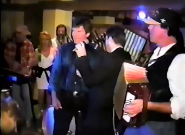 John Fogerty at a private 50th birthday party 1995