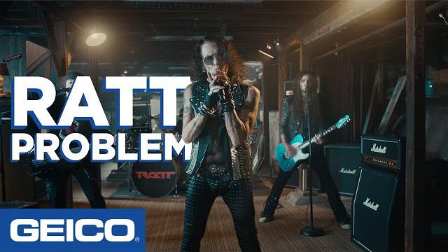 Ratt Problem - GEICO Insurance