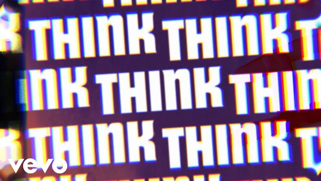 The Rolling Stones - Think (Lyric Video)