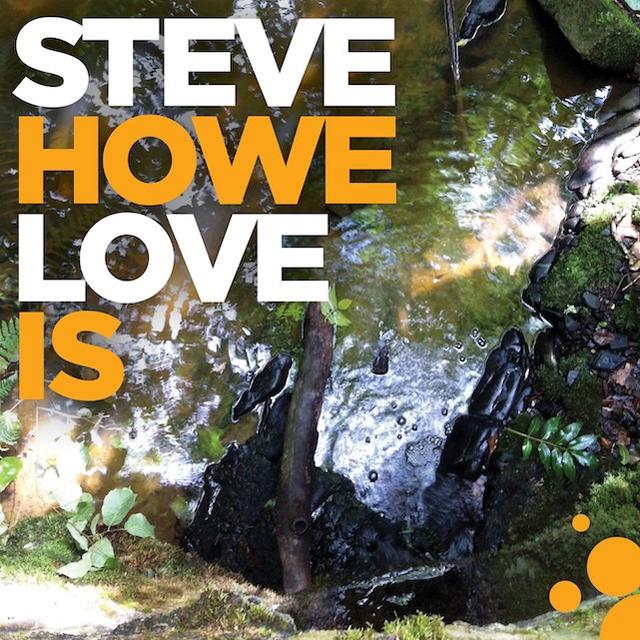 Steve Howe / Love Is