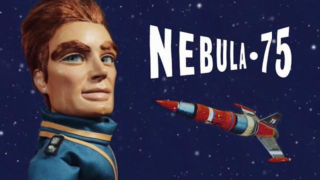 Nebula-75  (A New For 2020 Supermarionation Drama) (c)Century 21 Films