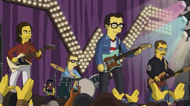 Weezer | Season 31 | THE SIMPSONS
