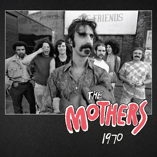 Frank Zappa / The Mothers 1970