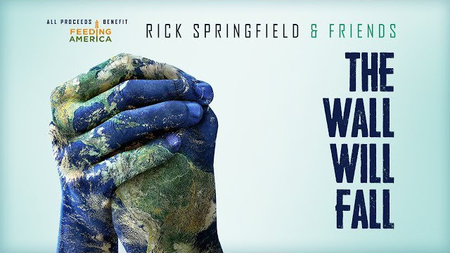 Rick Springfield and Friends / The Wall Will Fall