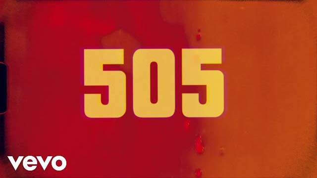The Rolling Stones - Flight 505 (Lyric Video)