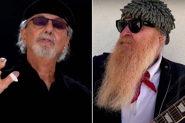 Dion & Billy Gibbons