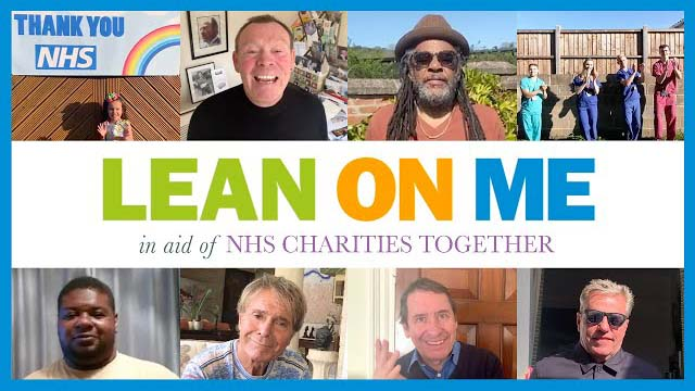 UB40 featuring Ali Campbell & Astro - Lean On Me (In Aid Of NHS Charities Together) - Official Video