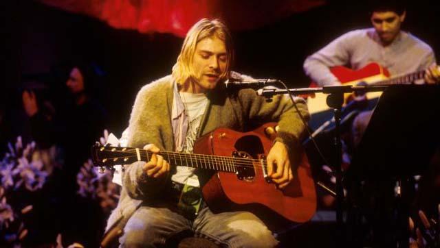 Kurt Cobain - Photo by  Frank Micelotta / Getty Image