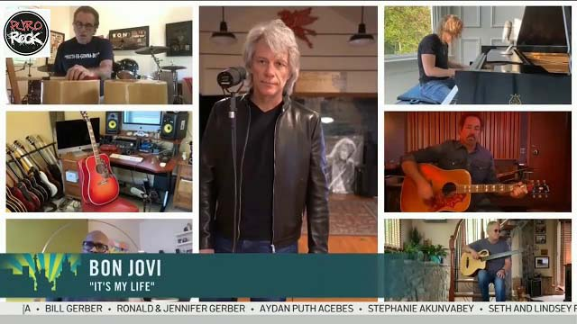Bon Jovi - It's My Life (Live From Rise Up New York)