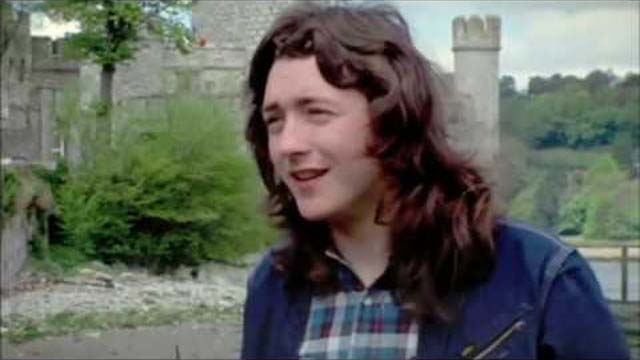 Rory Gallagher - The Music Makers Documentary 1973