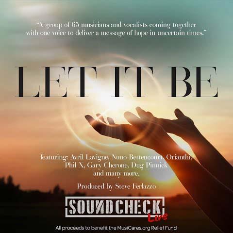 Soundcheck Live - 'Let It Be'