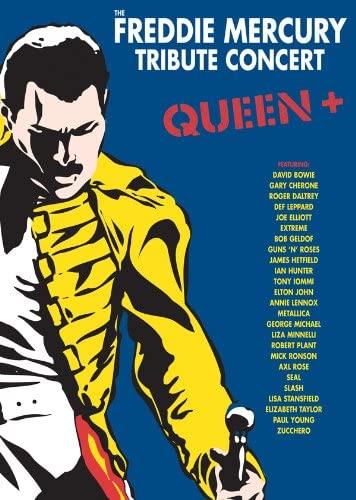VA / The Freddie Mercury Tribute Concert