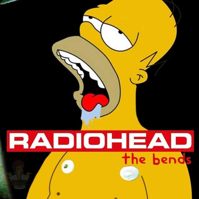 Springfield Albums / Radiohead - The bends
