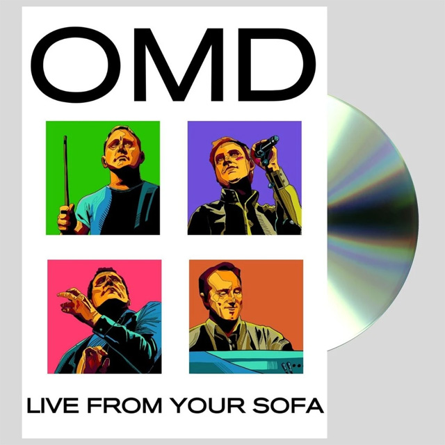 OMD: Live From Your Sofa - DVD