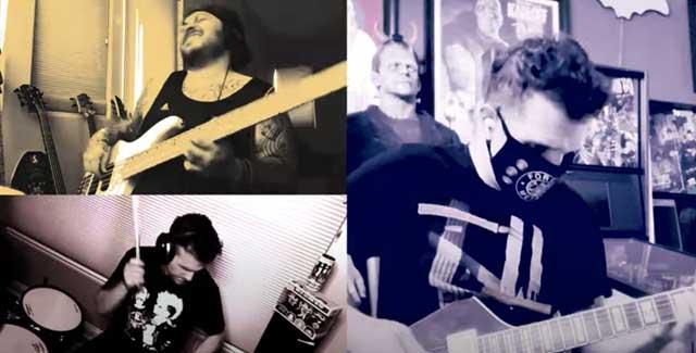 Anthrax's Charlie Benante and Suicidal Tendencies's Ra Diaz