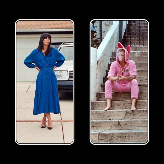 Sharon Van Etten & Josh Homme / (What's So Funny 'Bout) Peace, Love and Understanding?