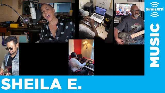 Sheila E. - Glamorous Life [Live on SiriusXM]