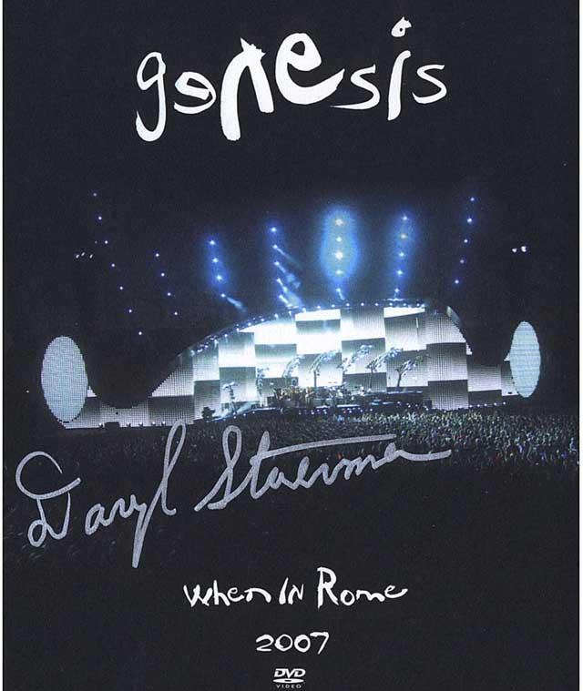 Genesis / When in Rome...Genesis 2007