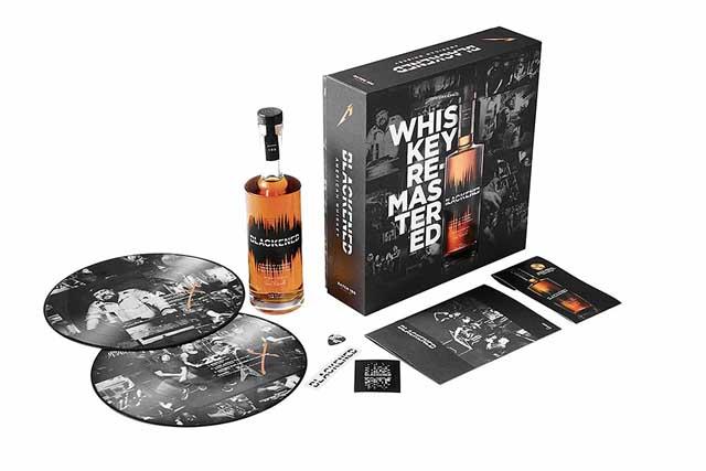 Blackened whiskey - Batch 100