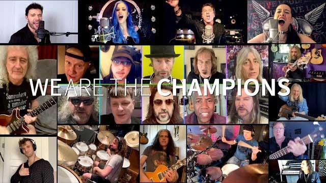 YOU Are The Champions by Jason McNamara - LSwFF