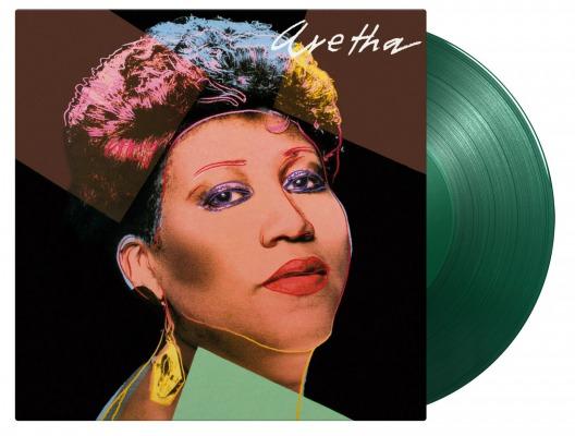 Aretha Franklin / Aretha [180g LP / translucent green vinyl]