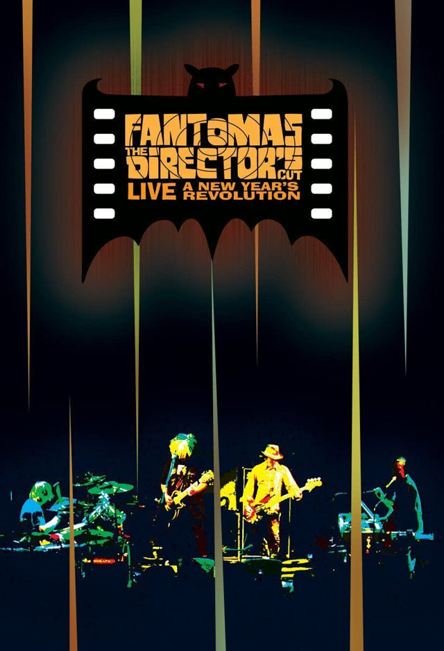Fantômas / Director's Cut Live: A New Years Revolution
