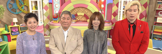 NHK『たけしのその時カメラは回っていた』(c)NHK