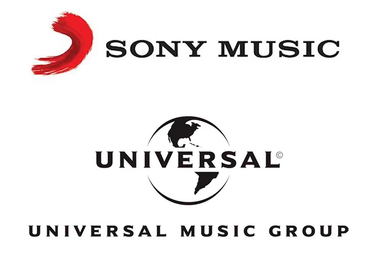 Sony Music & Universal Music