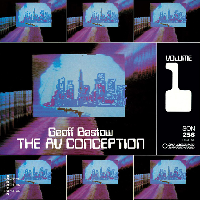 GEOFF BASTOW / The AV Conception VOLUME 1