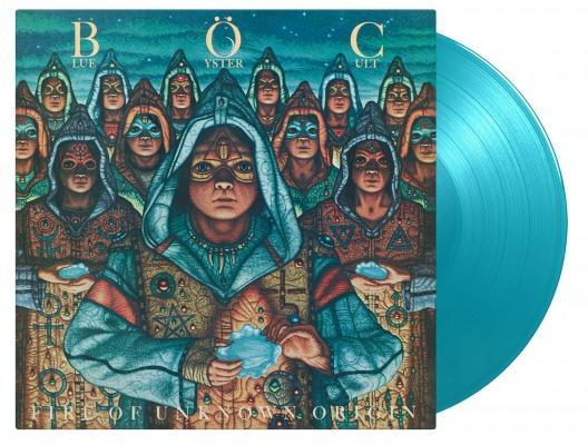 Blue Öyster Cult / Fire of Unknown Origin [180g LP / turquoise vinyl]