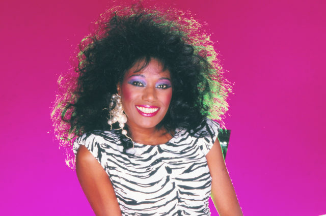 Bonnie Pointer - CREDIT: Harry Langdon/Getty Images