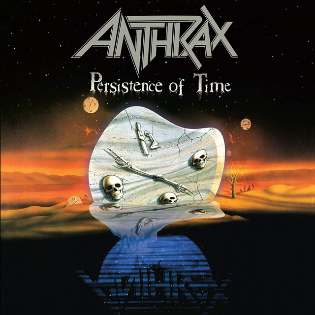Anthrax / Persistence Of Time - deluxe 30th-anniversary edition