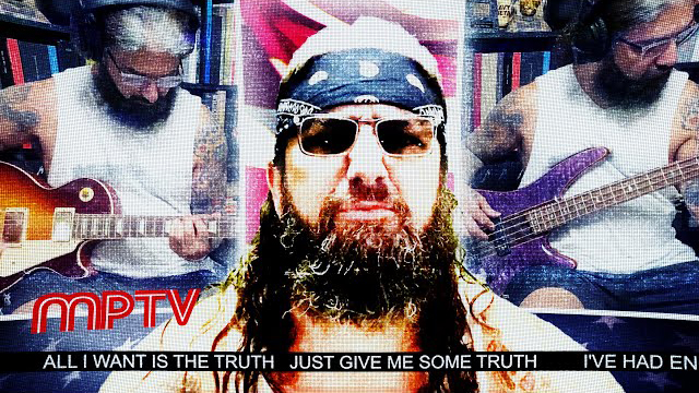 Mike Portnoy - Gimme Some Truth (MPTV Version)