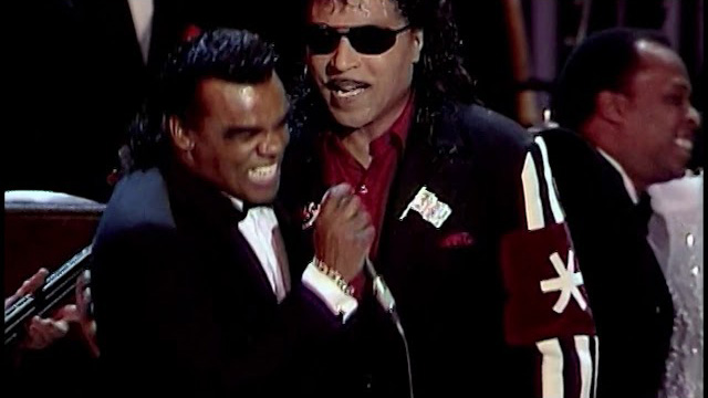 The Isley Brothers perform