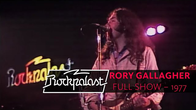 Rory Gallagher live   Rockpalast   1977