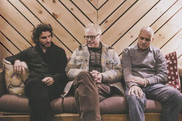 Grégoire Maret // Bill Frisell // Romain Collin