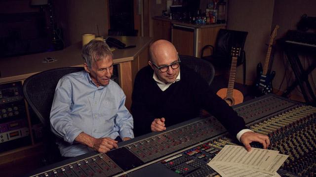 Burt Bacharach and Daniel Tashian