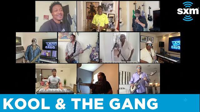 Kool & The Gang - Live for SiriusXM
