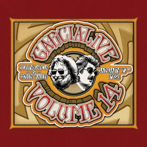 Jerry Garcia & John Kahn / GarciaLive Volume 14: January 27th, 1986 The Ritz