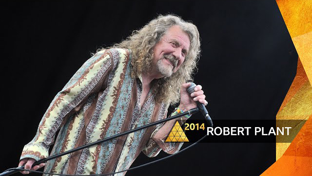 Robert Plant - Little Maggie (Glastonbury 2014)