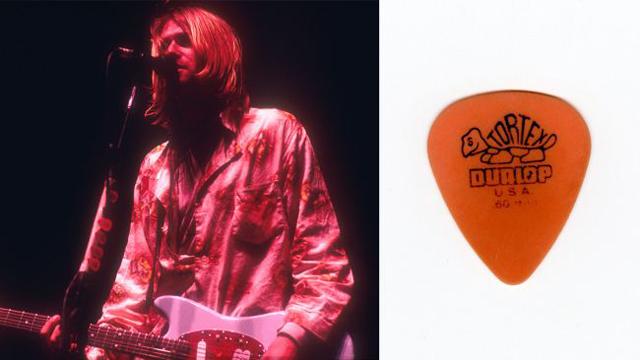 Kurt Cobain - (Image credit: Jeffrey Mayer/WireImage / Gotta Have Rock and Roll)