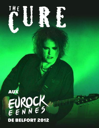 The Cure / Eurockeennes 2012