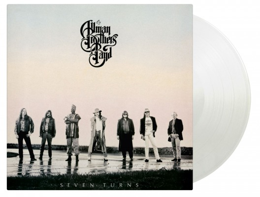 The Allman Brothers Band / Seven Turns [180g LP / crystal clear vinyl]